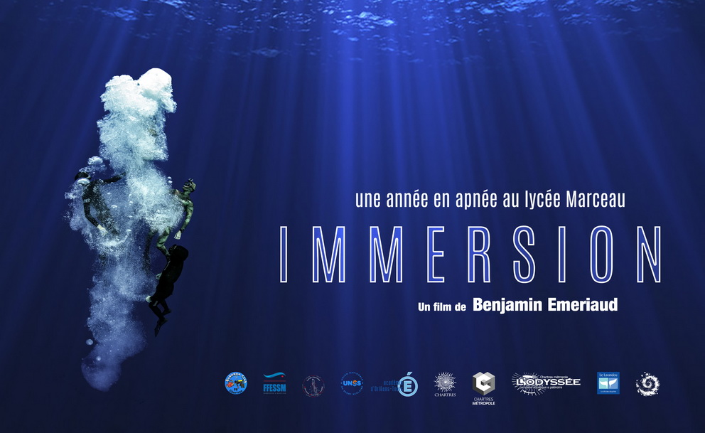 Projection du documentaire « Immersion »