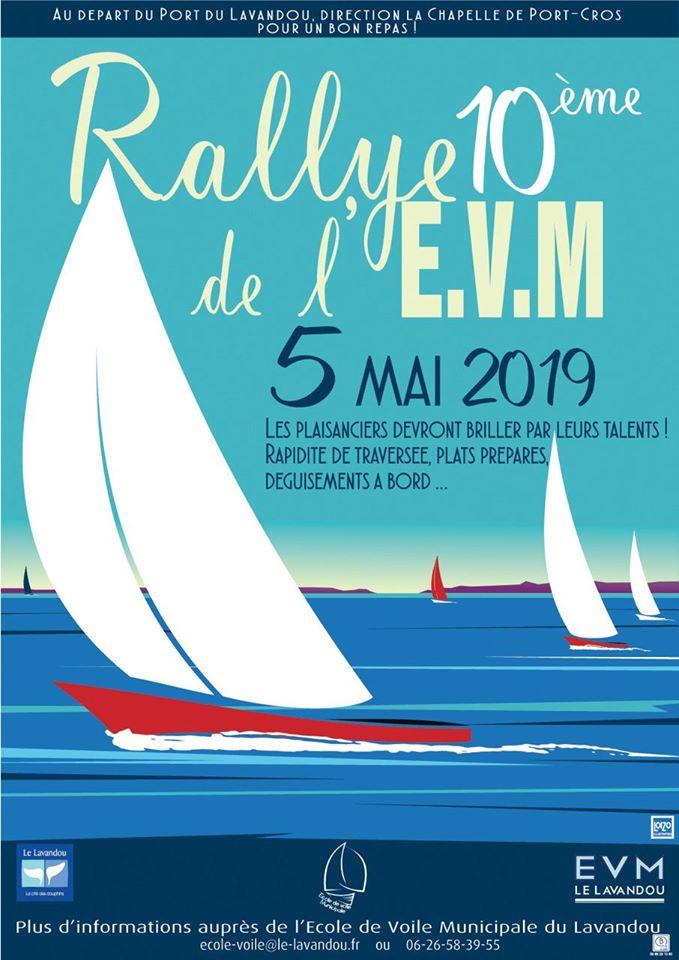 Rallye de l'EVM